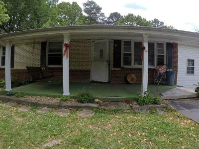 Hohenwald Single Family Home Under Contract - Not Showing: 631 Ponderosa St
