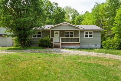 Chapmansboro Single Family Home Active Under Contract: 5118 Knox Rd