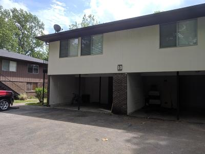 Hendersonville Condo/Townhouse Active Under Contract: 250 Donna Dr, Unit 10-D #10-D