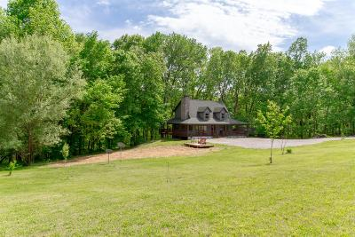Robertson County Single Family Home Under Contract - Showing: 6353 Morton Rd