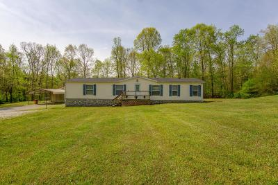 Hohenwald Single Family Home For Sale: 636 Switzerland Rd