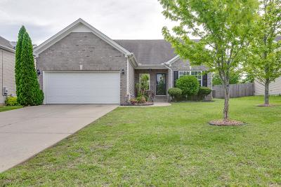 Spring Hill  Single Family Home Under Contract - Showing: 2130 Deer Valley Dr