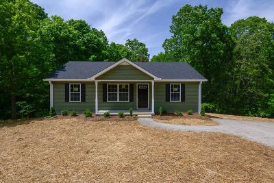 Ashland City Single Family Home Under Contract - Showing: 2070 Petway Rd