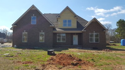 Single Family Home Pending: 7113 Baker Rd