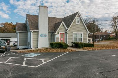 Adams, Clarksville, Springfield, Dover Commercial For Sale: 1313 Fort Campbell Blvd