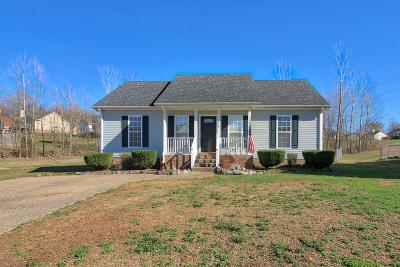 Robertson County Single Family Home Under Contract - Showing: 2019 Holloway Ct