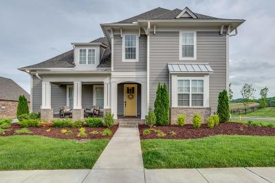 Franklin Single Family Home Under Contract - Showing: 400 Beamon Drive