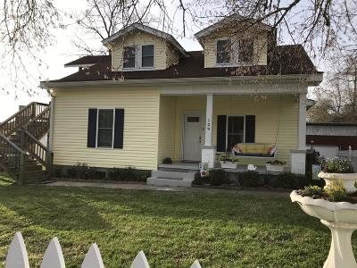Cheatham County Single Family Home Under Contract - Not Showing: 109 Lowe St