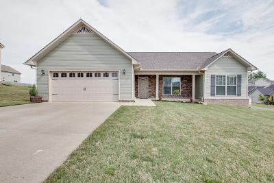 Spring Hill  Single Family Home Under Contract - Not Showing: 1045 Timbervalley Way