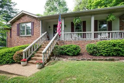 Brentwood Single Family Home For Sale: 5107 Stoneleigh Circle