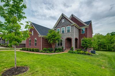 Nolensville Single Family Home Active Under Contract: 528 Great Angelica Way