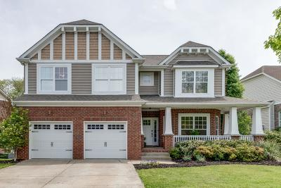 Bellevue Single Family Home Active Under Contract: 7528 Watervale Dr