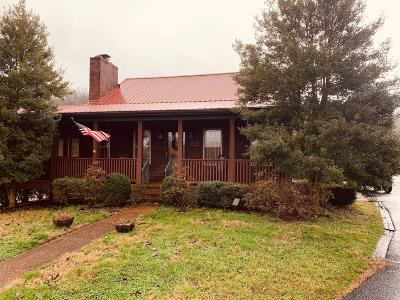 Shelbyville Single Family Home For Sale: 403 Blue Stocking Hllw Rd