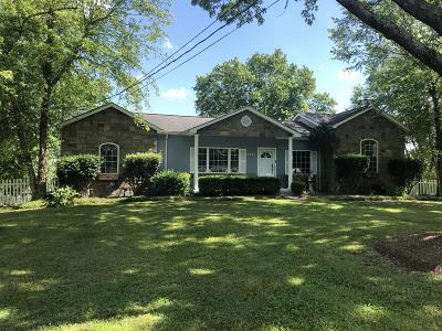 Antioch Single Family Home For Sale: 6347 Pettus Rd