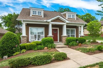 Nolensville Single Family Home Active Under Contract: 8313 Elmcroft Ct