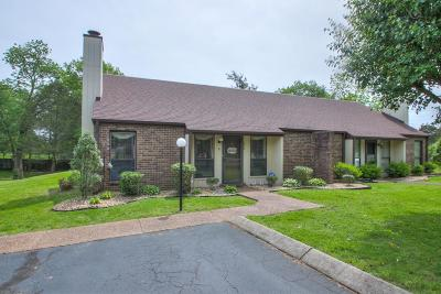 Lebanon Single Family Home Under Contract - Showing: 202 Castlewood Ln