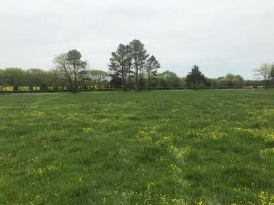 College Grove Farm For Sale: Greenwood Rd, Tract 4