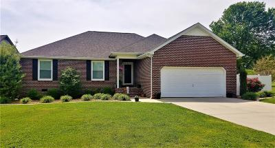 Franklin County Single Family Home Under Contract - Showing: 44 Summerset Pl