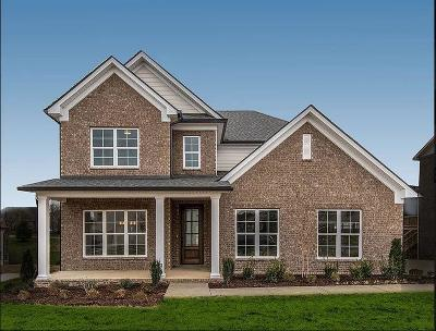 Spring Hill Single Family Home For Sale: 1018 Maleventum Way Lot 81