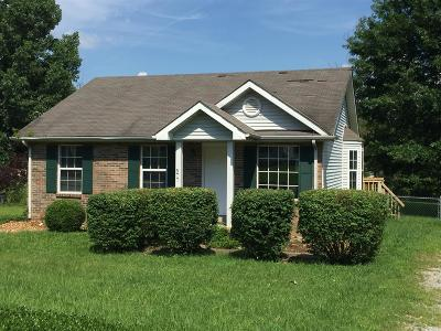 Montgomery County Single Family Home Under Contract - Not Showing: 577 Brady Dr
