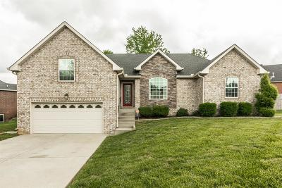 Robertson County Single Family Home Under Contract - Showing: 2022 Rebekah Dr