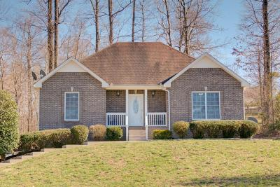 Pleasant View Single Family Home Under Contract - Showing: 528 Janet Dr