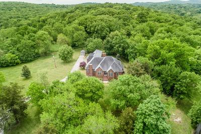 Smyrna Single Family Home Active Under Contract: 7161 Del Thomas Rd