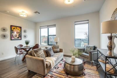 Condo/Townhouse Under Contract - Not Showing: 1900 12th Ave S #201