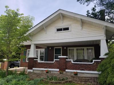 Franklin County Single Family Home For Sale: 404 Cumberland St E