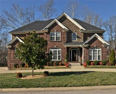 Clarksville TN Single Family Home For Sale: $359,900
