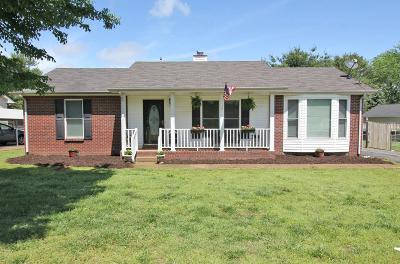 White House Single Family Home Under Contract - Not Showing: 404 Highland Dr