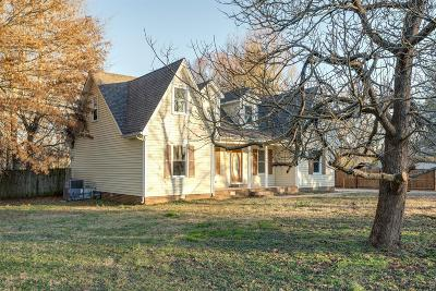 Marshall County Single Family Home For Sale: 4060 Caney Creek Lane