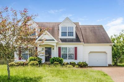 Thompsons Station  Rental For Rent: 1115 McDonough Circle