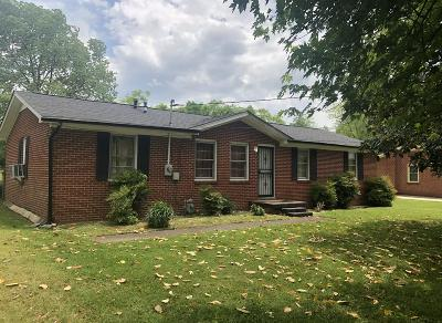 Columbia  Single Family Home Under Contract - Showing: 124 Oak Park Dr