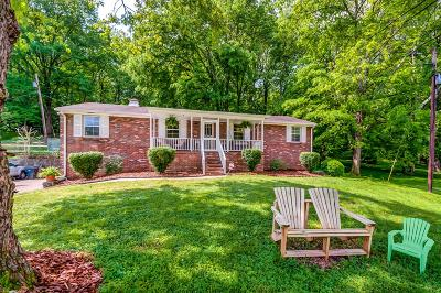 Nashville Single Family Home Active Under Contract: 2717 Windemere Dr