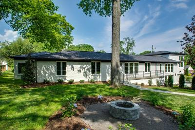 Green Hills Single Family Home For Sale: 901 B Estes Rd