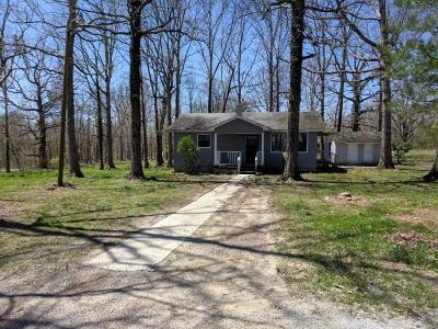 Grundy County Single Family Home For Sale: 18 Palmer Firetower Rd