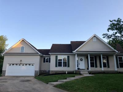 Clarksville Single Family Home Under Contract - Showing: 600 Westchester Ct
