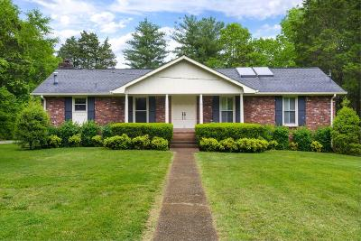 Goodlettsville Single Family Home Under Contract - Not Showing: 910 Graceland Ct