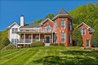 Franklin Single Family Home For Sale: 1460 Coleman Rd