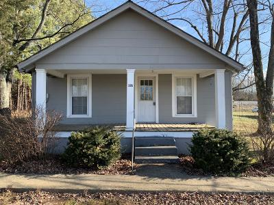 Sumner County Single Family Home For Sale: 305 Reed St.