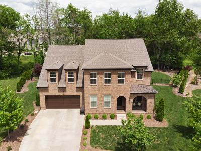 Williamson County Single Family Home For Sale: 2720 Dunstan Place Dr