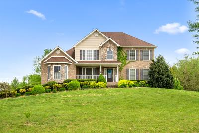 Adams, Clarksville, Springfield, Dover Single Family Home Under Contract - Not Showing: 1112 Will Way