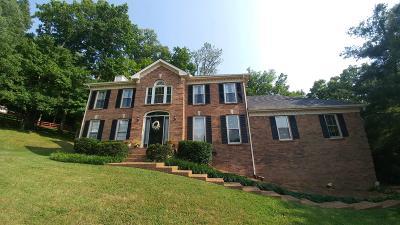 Bellevue Single Family Home For Sale: 905 Earps Court