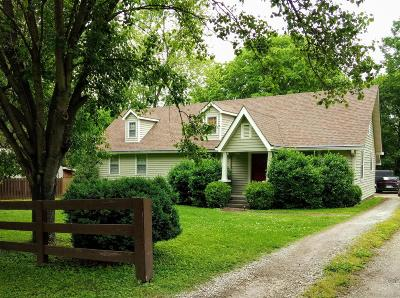 Inglewood Single Family Home For Sale: 4910 Log Cabin Rd