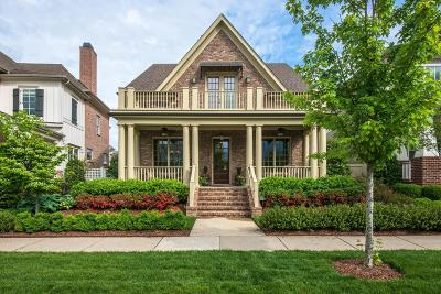 Franklin Single Family Home Under Contract - Showing: 2013 Tabitha Dr