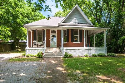 Columbia Single Family Home For Sale: 305 Riverside Dr