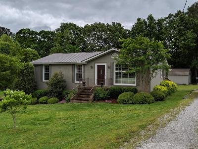 Nunnelly Single Family Home Active Under Contract: 4220 Moss Hill Dr