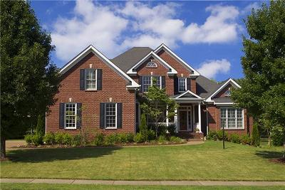 Franklin Single Family Home Under Contract - Not Showing: 601 Ploughmans Bend