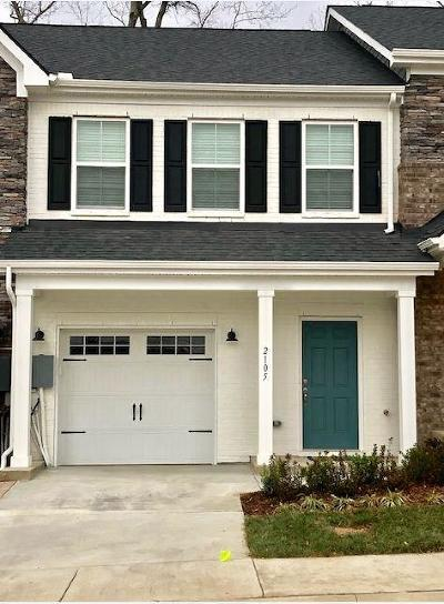 Bellevue Single Family Home For Sale: 2528 Newsome Mill Lane (Lot 41)